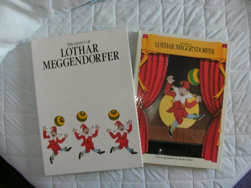9780224028455: The Genius of Lothar Meggendorfer: A Movable Toy Book