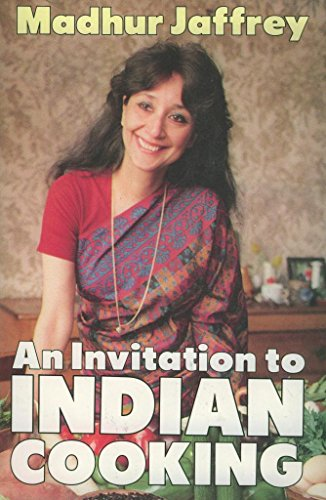 9780224028578: An Invitation to Indian Cooking