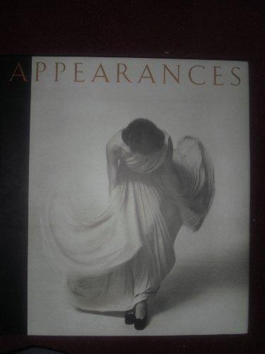 9780224028875: Appearances : Fashion Photography Since 1945