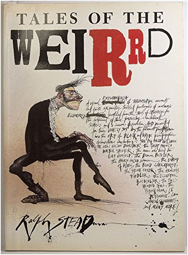 Tales of the Weird (0224030299) by Steadman, Ralph