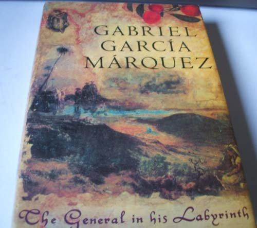 the general in his labyrinth 作者:gabriel garcia marquez(加夫列尔 西亚 尔克斯) 年代:1003000000 页数:1 尺寸:(cm) ,购买【签名本】the general in his labyrinth(1982年.
