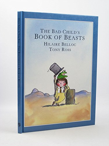 9780224031547: The Bad Child's Book of Beasts