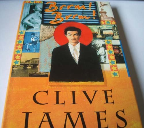 Brrm Brrm or the Man from Japan or Perfume at Anchorage: James, Clive