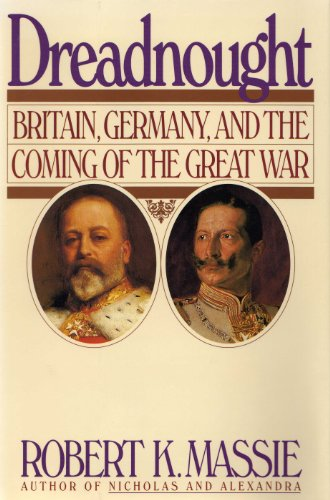9780224032605: Dreadnought - Britain, Germany and The Coming Of The Great War