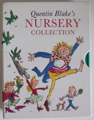 9780224032698: Quentin Blake's Nursery Collection: