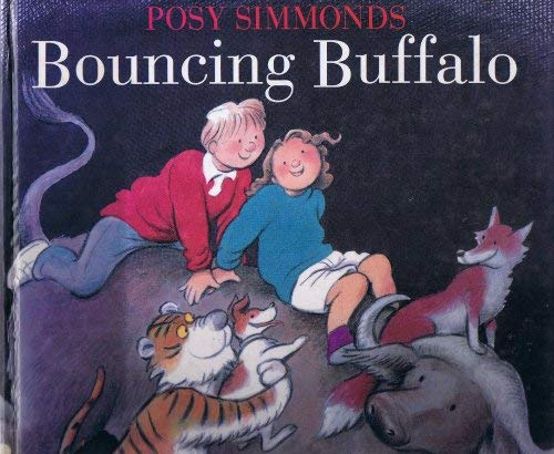 9780224032995: Bouncing Buffalo
