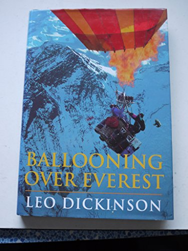 9780224034654: Ballooning over Everest (S/Sale)