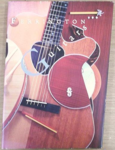 Ferrington Guitars.: Foreward by Linda Ronstadt