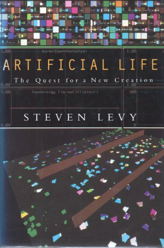 9780224035996: Artificial Life: The Quest for a New Creation