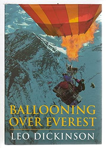 9780224036061: Ballooning Over Everest