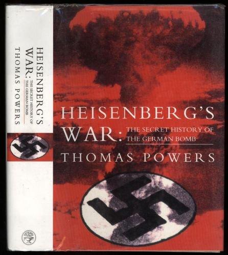 9780224036412: Heisenberg's War: The Secret History of the German Bomb
