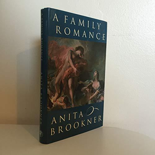 9780224036436: Family Romance