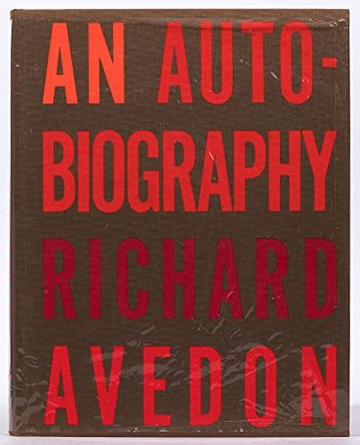 9780224036559: An Autobiography: The Photographs of Richard Avedon