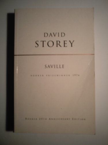 9780224038287: Saville (Booker Prize Anniversary Edition)