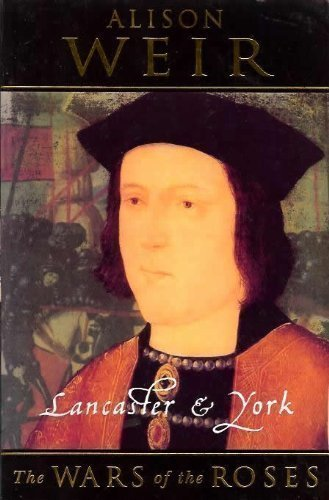 9780224038348: Lancaster and York: Wars of the Roses