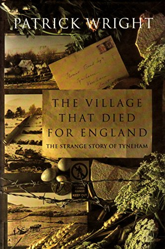 9780224038867: The Village That Died for England: Strange Story of Tyneham