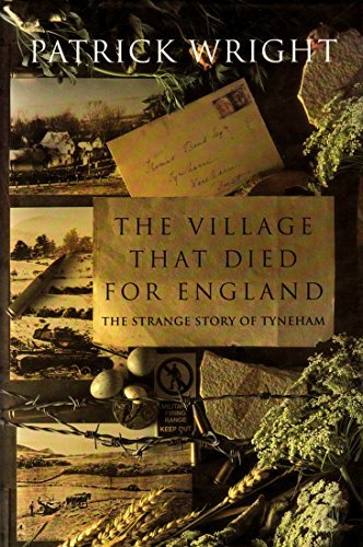 9780224038867: The Village That Died for England: The Strange Story of Tyneham