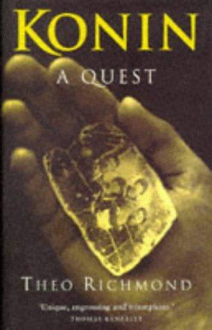 9780224038904: Konin: A Quest