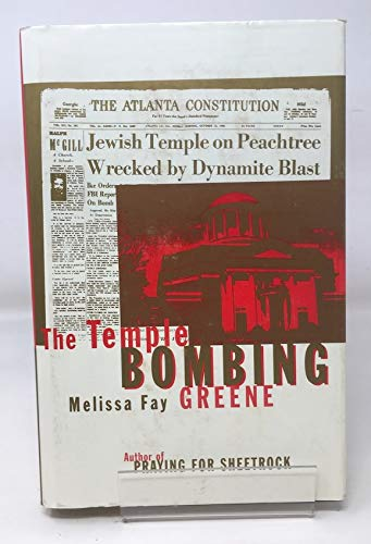 9780224040518: The temple bombing