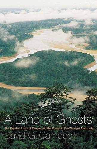 9780224040747: A Land of Ghosts