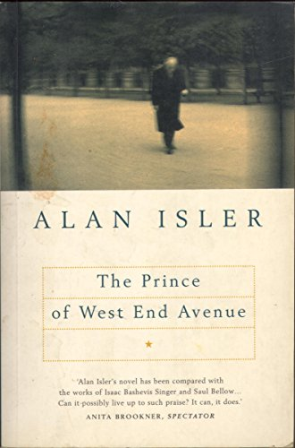 9780224040846: The Prince of West End Avenue