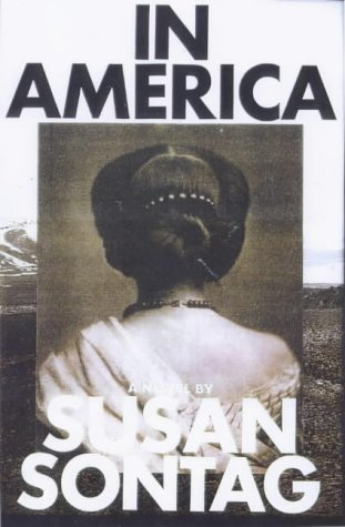 In America (SIGNED): Susan Sontag