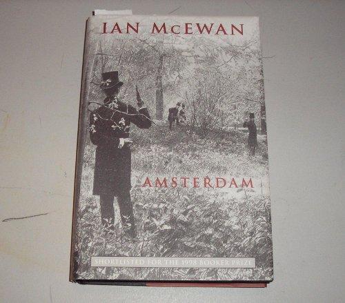 9780224041997: Amsterdam / Ian McEwan