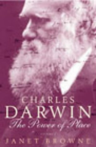 9780224042123: Charles Darwin: Power of Place v.2: A Biography