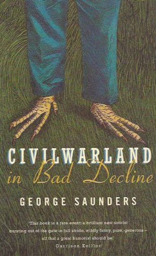 9780224042475: CivilWarLand In Bad Decline. Stories And A Novella