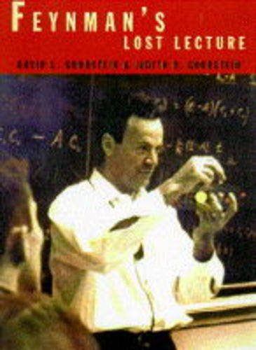 9780224043946: Feynman's Lost Lecture: Motion of Planets Around the Sun