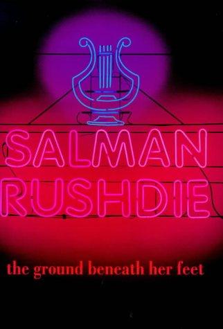 9780224044196: Ground Beneath Her Feet