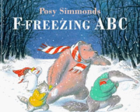 9780224045001: F-Freezing ABC (A Tom Maschler book)
