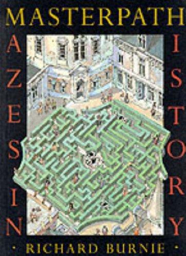 9780224046633: Masterpath: Maze Book