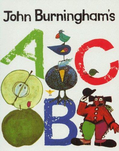 John Burningham's ABC: John Burningham