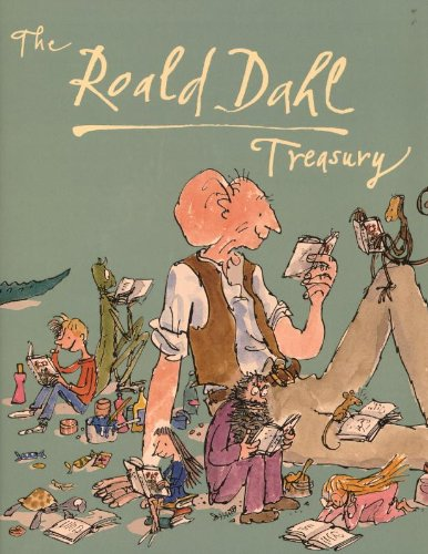 9780224046916: The Roald Dahl Treasury
