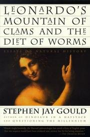 9780224048897: Leonardo's Mountain of Clams and the Diet of Worms