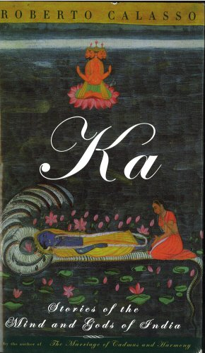 9780224050524: Ka : Stories of the minds and gods of India