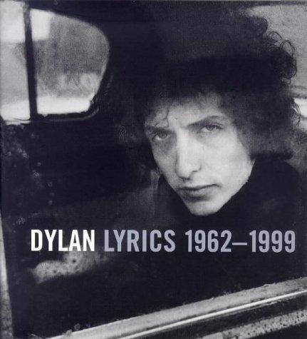 9780224051163: Bob Dylan Lyrics, 1962-96