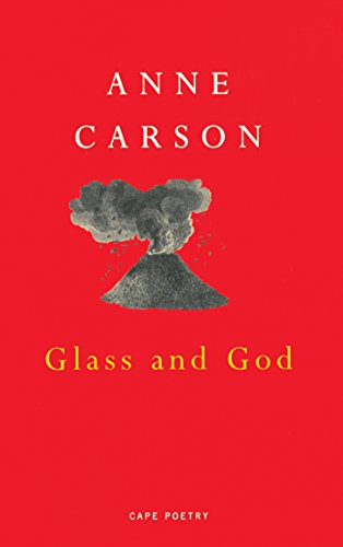 9780224051170: Glass, Irony and God (Cape Poetry)