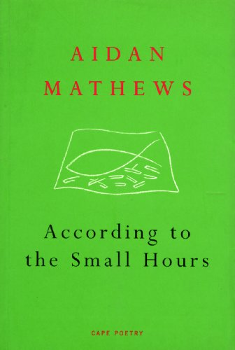 According to the Small Hours: Mathews Aidan