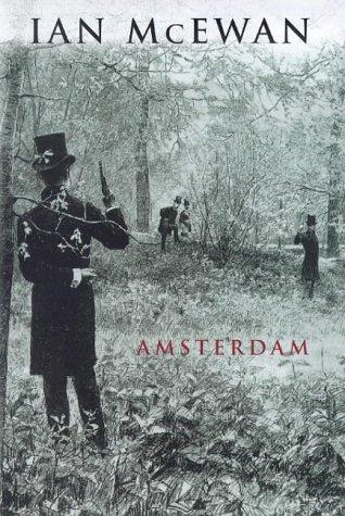 AMSTERDAM: McEwan, Ian