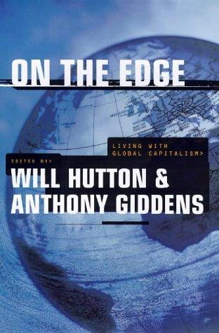 9780224059374: ON THE EDGE: ESSAYS ON A RUNAWAY WORLD