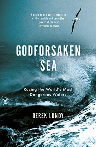 9780224059718: Godforsaken Sea : Racing the World's Most Dangerous Waters