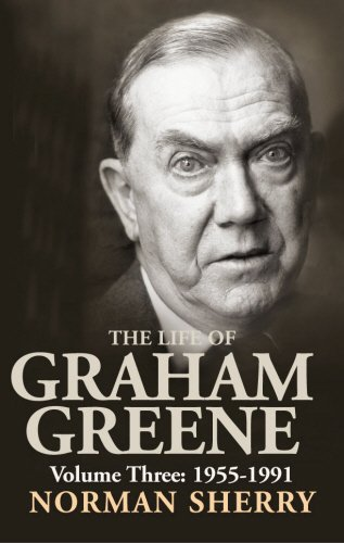 9780224059749: Life of Graham Greene: 1955-1991 v.3: 1955-1991 Vol 3