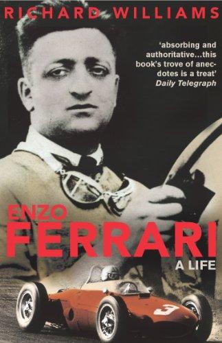 9780224059862: Enzo Ferrari: A Life
