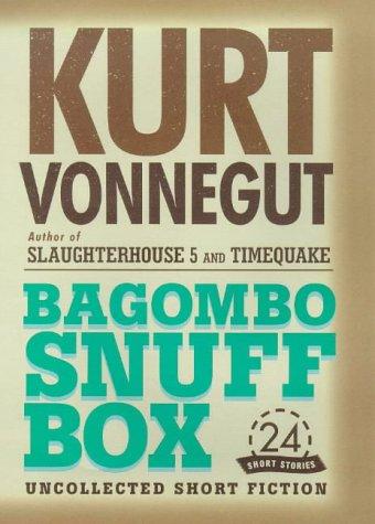9780224060516: BAGOMBO SNUFF BOX.