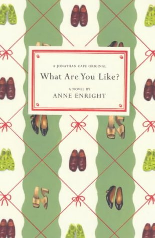 9780224060639: What are You Like? (A Jonathan Cape original)