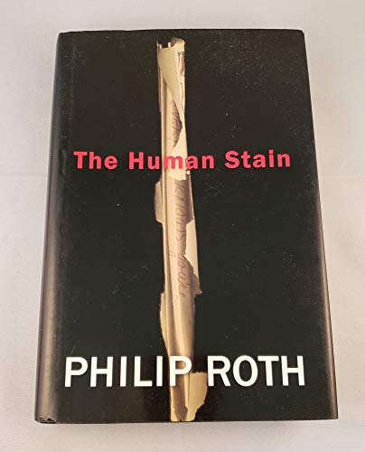 9780224060905: The Human Stain (Hors Catalogue)