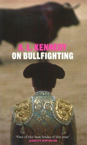 9780224060998: On bullfighting
