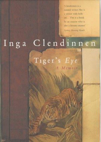 9780224061230: Tiger's Eye